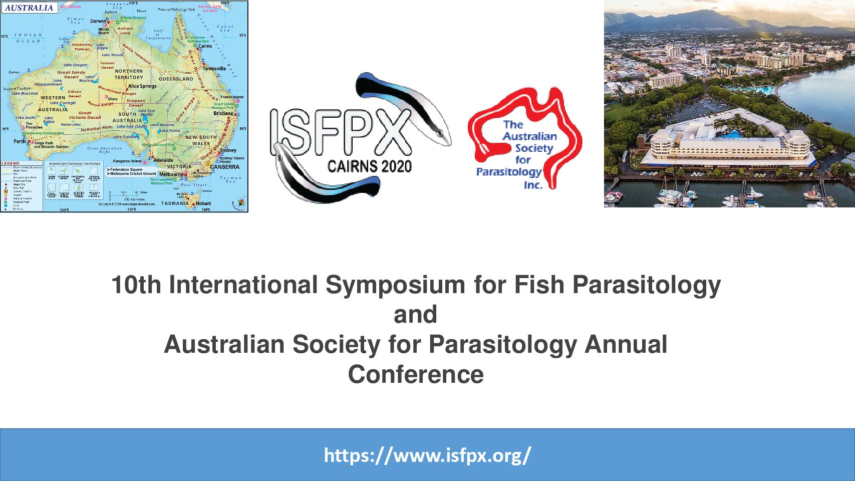 10th International Symposium on Fish Parasitology