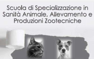 Università di Bologna – Scuola di Specializzazione in Sanità Animale, Allevamento e Produzioni Zootecniche a.a. 2020/2021